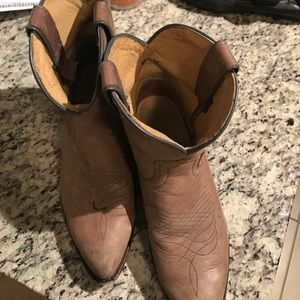 Frye boots ankle