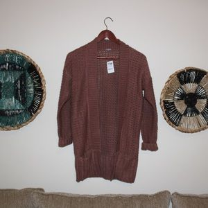 Charlotte Russe Knit Cardigan