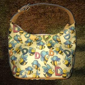 D&B Bumble Bee purse
