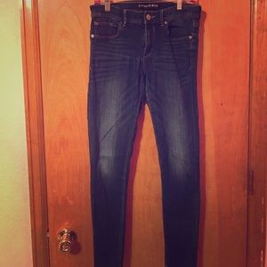Mid rise Express Jeggings