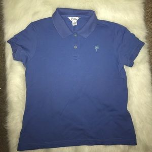 Lilly Pulitzer Polo Shirt(See Description)