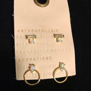 Anthropologie Mia Earring Set NEW!