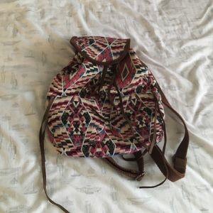 American Eagle mini backpack