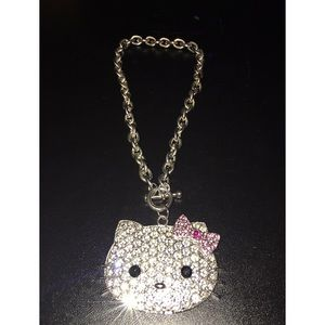 Jewelry - Hello Kitty necklace