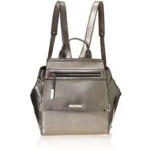 Nine West Backpack, Silver Multi