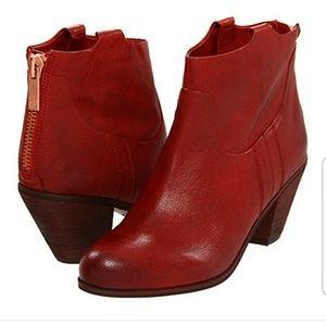 Sam Edelman  leather booties sz 7