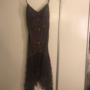 Midi party dress