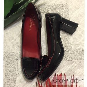 Cole Haan - Nike Air heeled loafers NWOT