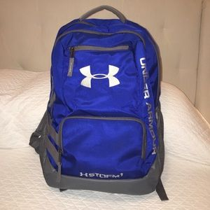 Royal Under Armour Backpack