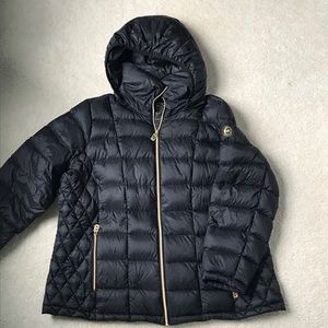 Michael Kors Packable Down Coat