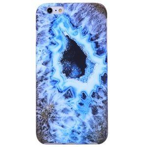 Blue Agate Print Phone Case iPhone 6/6s