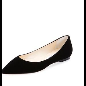 Jimmy Choo London Flat Alina Black
