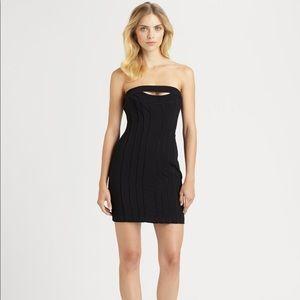"Nwt BCBG max Azria ""jean"" style dress lbd"