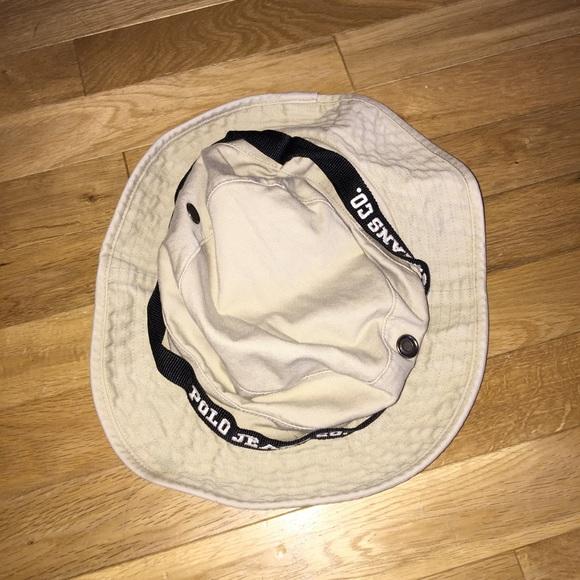 49b6b7f98bd Men s Polo Jean Co. vintage bucket hat. M 59c1ce149818293da603928f