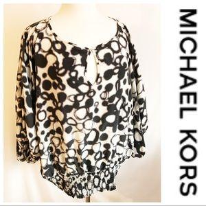 Michael Kors Silk Top