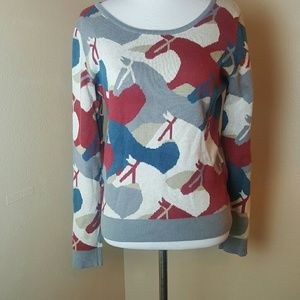 COOPERATIVE Pony Sweater