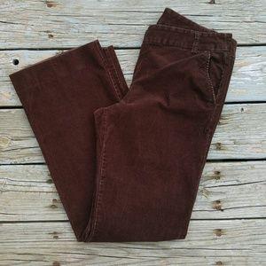 J. Crew Stretch Vintage Trouser Cords City Fit