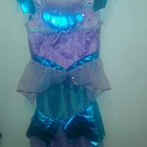 Other - SOLD! GIrls Little Mermaid costume Size 6