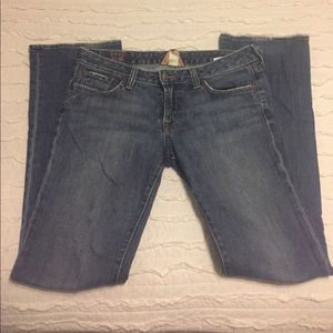 Lucky Jeans **Long Inseam**. Lola Boot.