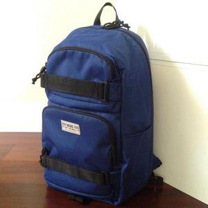 VANS Skate Pack-B Backpack with Board Strap - Blue
