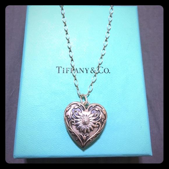 3e58b9867 Tiffany & Co. Jewelry | Tiffany Co Ziegfeld Daisy Locket | Poshmark