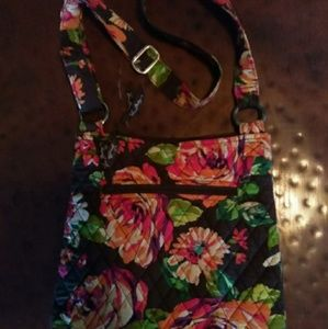 Vera Bradley cross over bag