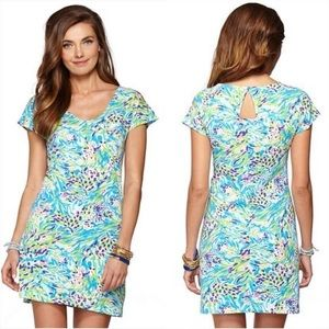 Lilly Pulitzer Daniella Dress in Sea Soirée