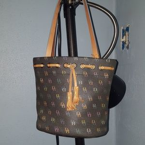 Genuine Dooney and Bourke handbag