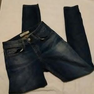 """TOPsHOP """" Lacey"""" Skinny Jeans size 25x32"""