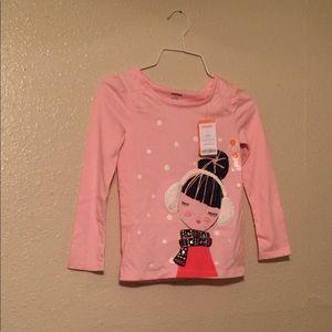 Gymboree Girl Shirt