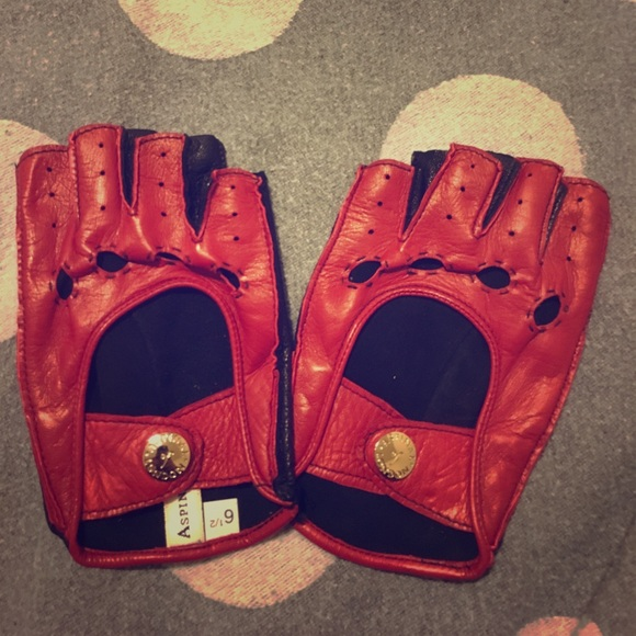 270cc9207a23 aspinal of london Accessories - Aspinal of London Leather Driving Gloves