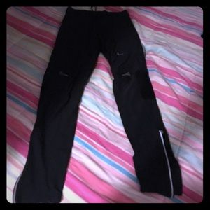 Nike full length leggings size medium