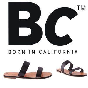 BC Minute Sandal - Black