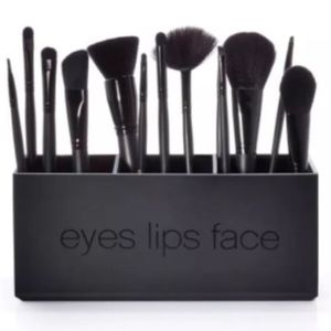 ELF Acrylic Makeup Brush Holder Organizer