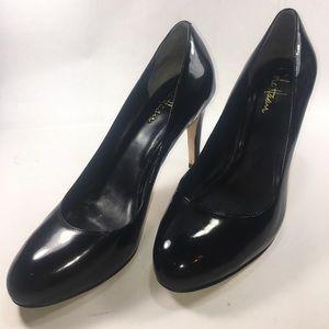 Cole Haan Black Patent Leather Pumps Size 7.5 B