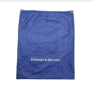 Dooney & Bourke Large Drawstring Dust Bag 15x19""