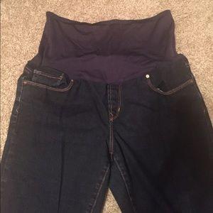 Size 14 (32) Bootcut Gap 1969 Maternity Jeans