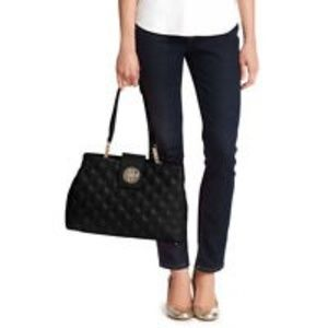 Kate Spade Astor Court Elena Navy Tote