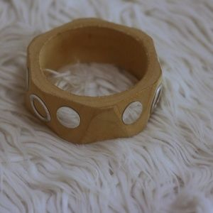 Jewelry - Wooden Bangle