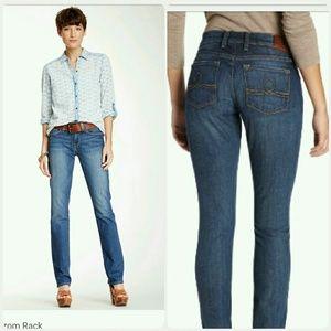 *NWT* Lucky Brand Sophia straight denim jeans