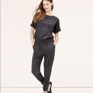 Ann taylor Loft Jumpsuit Pants Suit Romper 0 XS