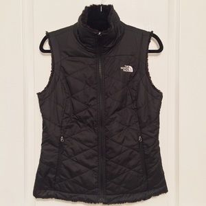 Reversible Puffy Vest