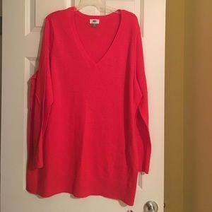 Orange XXL sweater. Worn maybe three times
