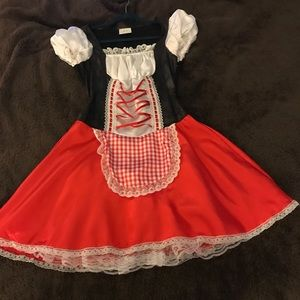 Spirit Sexy Red Ridinghood Costume