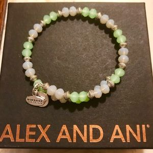 Alex and Ani Vintage 66 Sentiment Wrap
