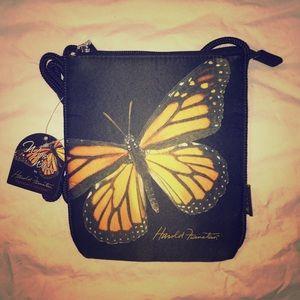 Harold Feinstein crossbody bag