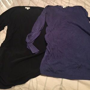 2 Maternity Sweaters, Liz Lange for Target size L