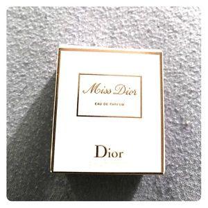 Christian Dior Miss Dior mini sample