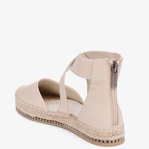 BCBGeneration Shoes - BCBG cream espadrilles