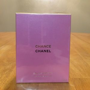 Chanel Chance EDT. 5 fl oz. new in sealed box